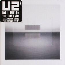 U2 - No Line On The Horizon ( CD , Album )
