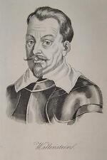 Wallenstein Feldherr Dreißigjähriger Krieg Böhmen Friedland Hermanitz Eger Prag