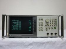 HP / Agilent 8757A 10 MHz to 60 GHz Scalar Network Analyzer - CALIBRATED!