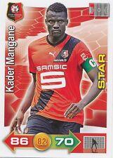 KADER MANGANE # SENEGAL STADE RENNAIS XANAX CARD PANINI ADRENALYN 2012