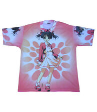Mens Manga Anime Japanese Hentai Funny Cool Cartoon T-Shirt Tshirt Adult XL New