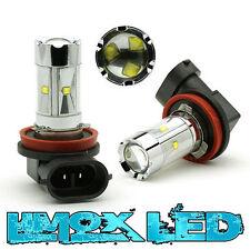 2x H11 Cree LED Nebelscheinwerfer Birnen 380 Lumen AUDI A1 A3 8P A4 S4 B6 B7 B8