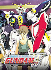 Gundam Wing - Complete Operations Box Set (DVD, 10-Disc Set) ACCEPTABLE