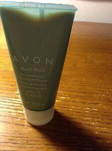 Avon Hand Block Environmental Protection Cream 1.7oz NEW