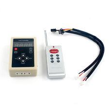 6803 IC Dream Color RF Controller 5050 RGB Led Strip Light 133 Program Adapter