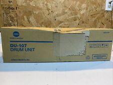 Konica Minolta DU-107 Drum Unit A6DY-01Y New Sealed A6DY01Y Bizhub C1085 C1100