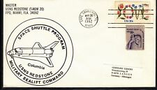 Raumfahrt Motive Holoman Afb 30.03.82 Space Shuttle Sts-3 Landeunterstützung Helo 1