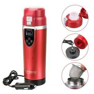 Car Coffee Maker 12 V Volt Travel Portable Pot Mug Heating Cup Kettle Auto Small