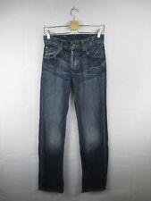 Herren Tommy Hilfiger Blue Jeans Größe W28 L32 #84F1