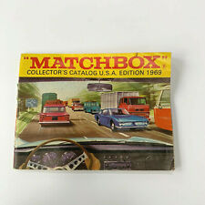 Matchbox Collectors Catalog USA Edition 1969, printed in England Lesney Products