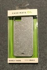 CASE-MATE BARELY THERE GLIMMER CASE COVER FOR IPHONE 5