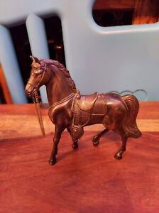 Small Metal Horse Ornament