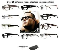 New Electric Visual Rx Prescription Eyeglasses Frames Mens Msrp$140