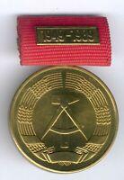 Ehrenmedaille 40 Jahre DDR, Bartel Nr.316, Zust. I/II
