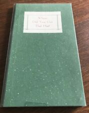 Where Did You Get That Hat? Symposium, 1st Ed., Young E Allison limited Prt 1945