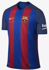 Nike Barcelona Lionel Messi Home Match Jersey 776846 481 Men's XXLarge New