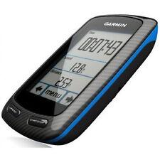 Garmin Edge 800 ordenador de bicicleta con GPS y pantalla táctil, negro y azul