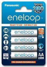 4 x AA R6 PANASONIC ENELOOP Rechargeable Batteries 2000mAh *** TOP SELLER ***