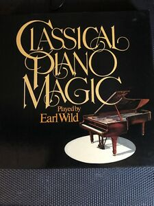 CLASSICAL PIANO MAGIC Played By EARL WILD
