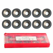 Round Carbide Insert Cutter 5/8 Inch Diameter 16mm Pack of 10 for wood turning