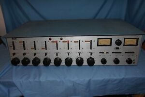 RCA BC 18-AS Broadcast Stereo Audio Console