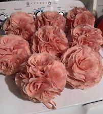 8 Blush Pink Flower Ball Wedding Decoration