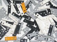 Lego ® Lot x2 Plaque Poignées 1x2 Plate w Shafts ø 3.2 Choose Color 18649 NEW