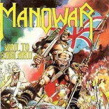 Englische's als Neuauflage Manowar Musik-CD