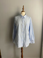 NWT R.M Williams Womens Size 16 Olivia Long Sleeve Button Up Shirt RRP$119
