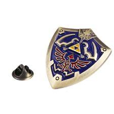 Zelda Hylian Shield Pin