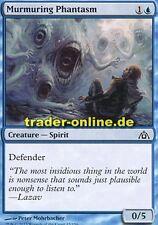 4x Murmuring Phantasm (Raunendes Traumwesen) Dragon's Maze Magic