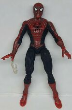Spider-Man 2 The Movie Web Climbing Spider-Man Action Figure Toybiz