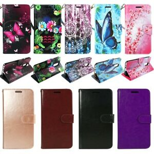 For LG Stylo 5 | Stylo 4 | 4 Plus| PU Leather Wallet Phone Case Cover Flip Stand
