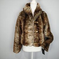 1107BP Large Black Baby Phat Women/'s Winter Coat