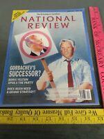 National Review Magazine- March 19, 1990 Boris yeltsin