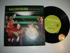 THE RACONTEURS - STEADY AS SHE GOES / STORE BOUGHT BONES (B)