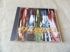 THUNDER - THE BEST OF THUNDER - THEIR FINEST HOUR - CD