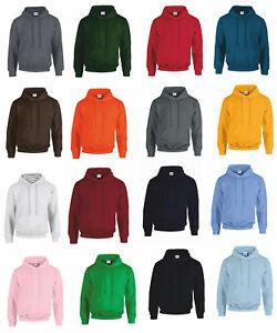 Gildan Herren Kapuzenpullover Sweatshirt HOODED SWEATSHIRT Neu G12500