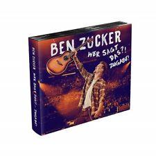 Ben Zucker - Wer sagt das?! Zugabe! (Audio - CD, 2020, 3 CDs, Live)