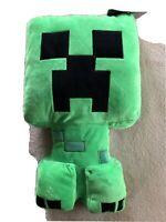 Mojang Minecraft Creeper Plush Pillow