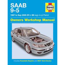 9-5 2.0 2.3 essence special edition 1997-05 (R à 55 reg) Manuel Haynes