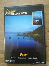 Reise-Videos auf DVD: Polen - Masuren - Ostseeküste / Stettin, Danzig