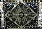 Psychedelic Sun & Moon Tapestry Home Decor Wall Hanging Gypsy Cotton Beach Throw