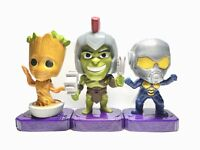 McDonald's Happy Meal Toy Toys Marvel Studios Avengers Heroes Set Lot Of 3 2020