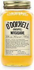 O'Donnell Moonshine Bratapfel Likör 0,7 l / 0,35 l ! PORTOFREI