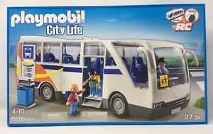 Playmobil 5106 City Life Bus NIB