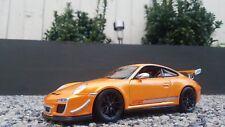 Maisto Porsche 911 997 Gt3 RS 4.0 orange 1:18/ Maisto Special Edition