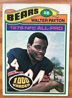 1977 Topps #360 Walter Payton Bears NM HOF