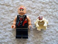 LEGO Indiana Jones Minifig - Rare Mola Ram - From 7199