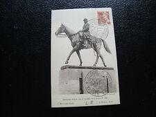 FRANCE - carte postale 24/10/1943 (marechal foch) (cy54) french (E)
